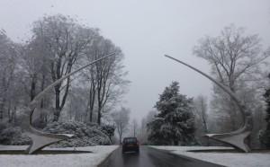 arty snow