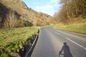 shadow climbing