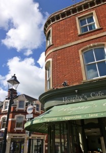 Heaphy's Cafe