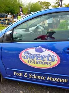 Sweets car