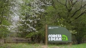 forest of dean sign