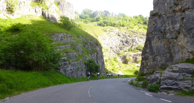 dropped on the Gorge