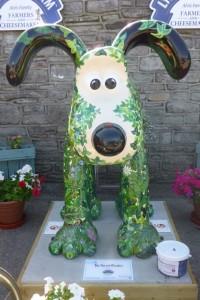 Secret Garden Gromit