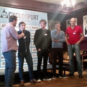 Adam, Dean, Matt, Yanto, Magnus.