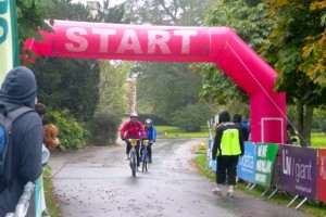 finish line two