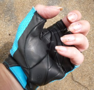 gloves palm