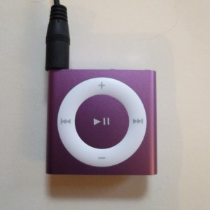 ipod front