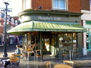 Heaphy's
