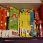High5 goodies