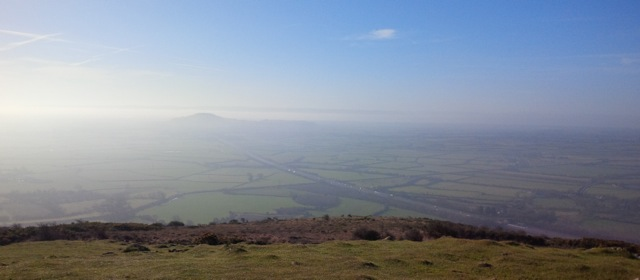 hazy over to Brent Knoll