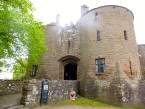 St Briavel's Castle