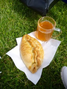 cider and pasty
