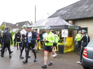 first food stop riders