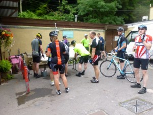 first water stop