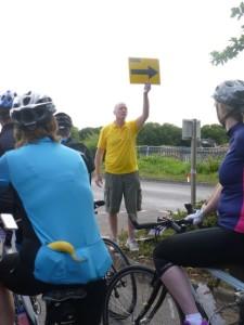 rider briefing