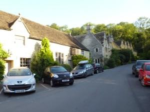 Castle Combe pub