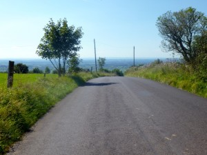 top of Westbury