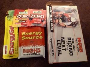 High5 taster pack