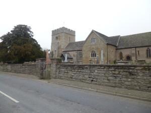 half way church