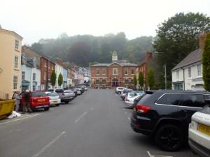 pretty town