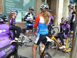 mid ride briefing