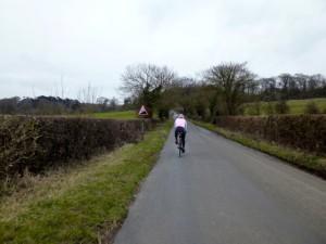 hill ahead