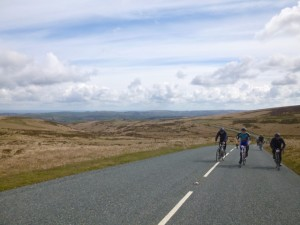15 riders on the Moor