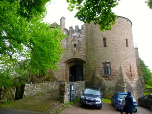 25 St Briavels castle