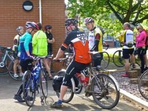 audax riders