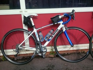 pre audax bike