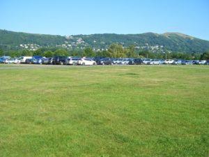 car park maneuvres