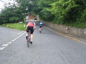 climbing the big hill ahead
