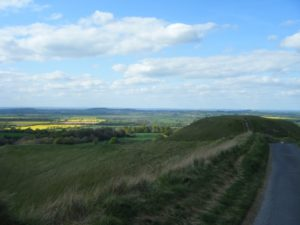 amazing Uffington views